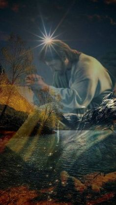 Jesus, The Light of the World. He intercedes for us day and night. - Jesus - Jesus, The Light of the World. He intercedes for us day and night. Images Du Christ, Pictures Of Jesus Christ, Religious Pictures, Religion, Jesus Wallpaper, Christian Pictures, Jesus Painting, Prophetic Art, Jesus Is Lord