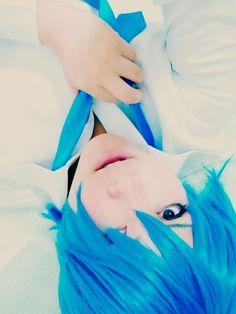 Vocaloid Cosplay: Kaito Shion