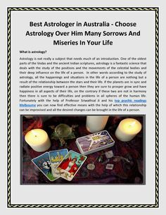 Best Astrologer in Australia - Choose Astrology Over Him Many Sorrows And Miseries In Your Life. What Is Astrology, Marriage Astrology, Job Satisfaction, Spiritual Healer, Hard Work And Dedication, Melbourne Victoria, Psychic Readings, Numerology