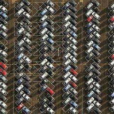 Projetando estacionamento