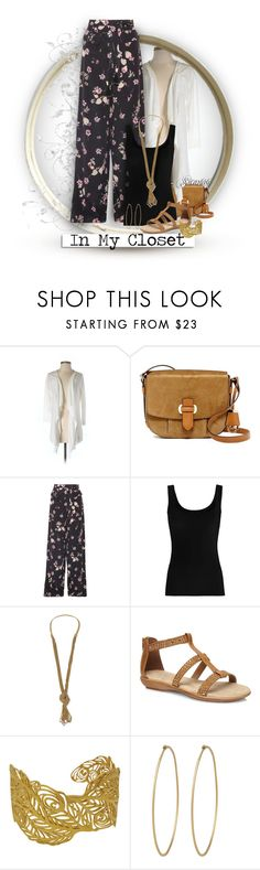 """""""In My Closet #13"""" by sica1616 ❤ liked on Polyvore featuring August Silk, MICHAEL Michael Kors, Valentino, Twenty, White Label, Aurélie Bidermann, Evans, Harriet Bedford, Social Anarchy and Maje"""
