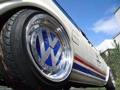 Custom 3-peace VW rims!