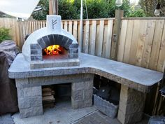 Casa Wood Fired Oven - Stucco by Barker