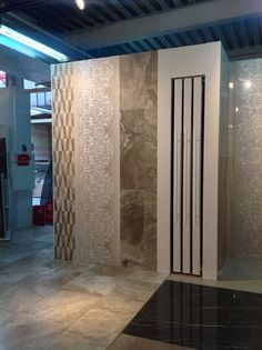 We've renewed our Moscow showroom!!! What do you think about our new #ceramic #tile collections?