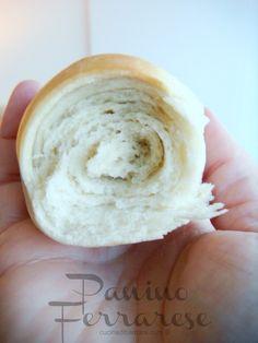 panino ferrarese {bread from the italian city of ferrara} | cucina di barbara