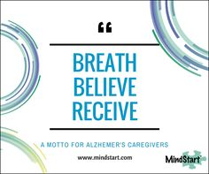 How can caregivers reduce their stress when caregiving for people with Alzheimers dementia?