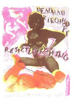 Reject everything: Meadham Kirchhoff's fanzine inspired by feminist, punk and queer culture that the designers gave out at their show Meadham Kirchhoff, Rip It Up, Conceptual Fashion, The Time Is Now, Feminist Art, Beauty Magazine, Ss 15, Creative Inspiration, Everything