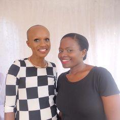 Simple foundation application on @elladon2 and very basic #makeuplook (simple #eyeshadow combo tight #eyeliner & red lips) on @bella_nakato  #BlanketsBeautyBar  #blanketsandwineklaxi #blanketsandwinekla #blanketsandwineug #blanketsandwine #makeupbyme #makeupbymi #amuaski  #BurundianMUA #BurundiOnTheMap #MUA #Uganda #Kampala #Burundi #Buja #Rwanda #Kigali #MakeupArtist #GlambyMI  #InstaBeauty #AfricanGirlsKillingIt #Team257 #Naturalista #BurundianMakeupArtist by glambymi