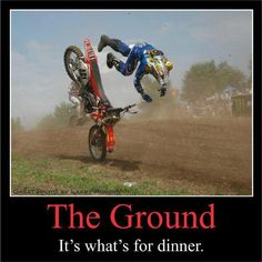 Dirtbike parts, offroad apparels, enduro jewelries, motocross items and much more. Find hard-to-find Enduro and Motocross items for yourself and as gifts. Dirtbike Memes, Motocross Quotes, Dirt Bike Quotes, Motorcycle Memes, Biker Quotes, Motocross Bikes, Motocross Funny, Motocross Racing, Girl Motorcycle