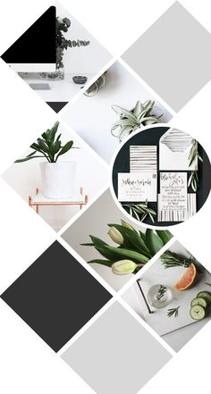 April Moodboard // Sunday Design Studio: