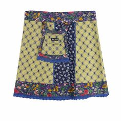 Moshiki #skirt - #Cheese Cake. Watch the reversible side of this skirt » visit MoshikiShop for these #skirts by the picture-link. There will be versions for Autum/Winter temperature.  #Moshiki #HotCookie #Wrapskirt #Wickelrock #Wenderock #Cacheur #Roecke #clothing #fashion #moda #Mode #Style