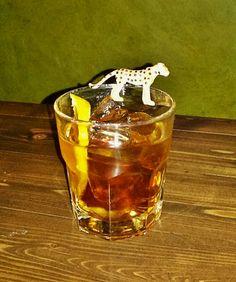 Yubaba Cafe Bistro.  G.Olympiou 2, Koukaki. Cheeta Amaretto.
