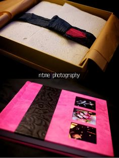 boudoir photo album by Finao. Our Fashionisata collection by Finao has fully customizable álbum covers with many leathers, fabrics and accents. Book your session at www.artofseductionchicago.com