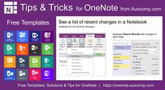 and Tricks for OneNote users: See List of Recent Changes. Please share. Tips and Tricks for OneNote users: See List of Recent Changes. Please share., Tips and Tricks for OneNote users: See List of Recent Changes. Please share. One Note Tips, Microsoft Classroom, Microsoft Office, Onenote Template, Craft Closet Organization, Bored Jar, One Note Microsoft, Roller Bottle Recipes, Computer Programming