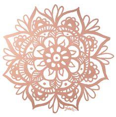 Image result for rose mandala design
