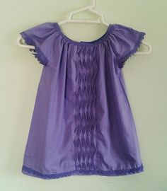Umme Yusuf: Sewing: Toddler Dress