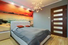 Sypialnia o zachodzie słońca  #fototapety #obraz#obrazy#fototapeta #sypialnia