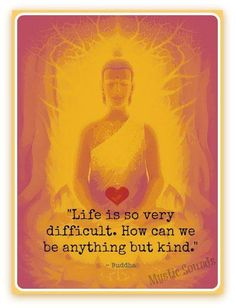 You can never assume what anyone else is thinking at any moment or situation. #Be kind-you cannot go wrong.
