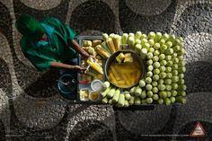 Advertising - Festival International de la Photographie Culinaire: Street Food
