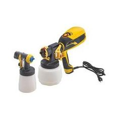 we review and find the best deals on airless paint sprayers, power painters and handheld paint sprayers