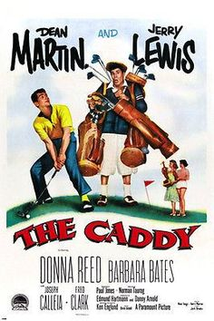 CLASSIC COMEDY the CADDY movie poster jerry LEWIS dean MARTIN golf 24X36 Brand New. 24x36 inches. Will ship in a tube. Reproduction of aged original vintage art print. Great wall decor art print at a