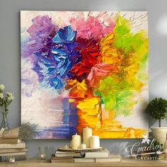 Abstractos Dulces Dieciséis - Cuadros Decorativos al Óleo Large Painting, Texture Painting, Abstract Flowers, Abstract Art, Alcohol Ink Art, Pretty Art, Acrylic Art, Art Oil, Cute Drawings