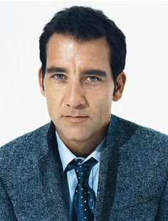Clive Owen in DETAILS