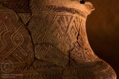 Alvarez Photography Print and Stock | Newly reconstructed Lapita pots at the Vanuatu National Musem. This style of finely stamped pottery ...