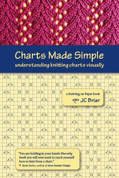 If you want to learn how to read knitting charts, Charts Made Simple is a great resource.