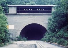 Part of the abandoned PA turnpike -- MUST visit this. Very neat.