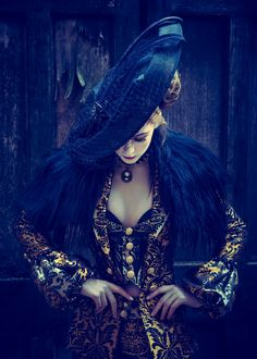 Photographer: Richard Powazynski Photography  Designer: Tara Byakko  Model: Jen Brook  Hair/Makeup: Donna Graham