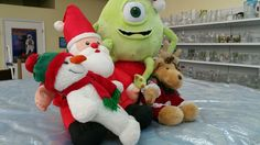 Get in the holiday spirit with Triad Goodwill. You can find holiday decorations and clothing for less!