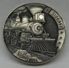 Steve Adams Hobo Nickels: The heyday of hobo nickels was back in the 1930s, used as a way to pass the time during the Great Depression. Some of the original coins still exist today, while the practice itself has survived into modern times; ironically making some nickels worth hundreds of dollars.