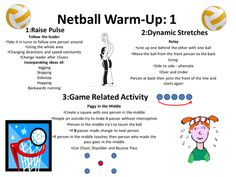Netball resource cards Netball Warm Up Resource Cards<br> Netball Games, How To Play Netball, Netball Coach, Hockey Workouts, Warm Up Games, Pe Lessons, Basketball Photography, Team Pictures, Skill Training