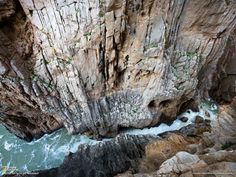 """National Geographic Adventure """"It was very cold and windy and damp, but we were in a really memorable location,"""" recalls Blake Herrington of climbing Spain's El Chorro Gorge. See more in our Extreme Photo of the Week gallery: http://on.natgeo.com/i3409T"""