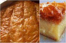 Γαλακτομπούρεκο, επαγγελματική μυστική συνταγή από ζαχαροπλαστείο. Δεν υπάρχει καλύτερο, δοκιμάστε το και μετά τα λέμε !!! Υλικά 1/2 κιλόφύλλο Βηρυτού Για την κρέμα 1 φλιτζάνι του τσαγιούψιλό σιμιγδάλι 1 1/2 φλιτζάνι του τσαγιούζάχαρη 700 mlφρέσκο πλήρες γάλα 300 mlκρέμα γάλακτος 4αβγά 3 κουταλιές της Candy Recipes, Dessert Recipes, Kids Short Haircuts, Kai, Greek Sweets, Sweets Cake, Greek Recipes, Sweet Desserts, Confectionery