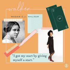 Agnes & Dora Walker Dress Madam CJ Walker www.shopmyprettythings.com