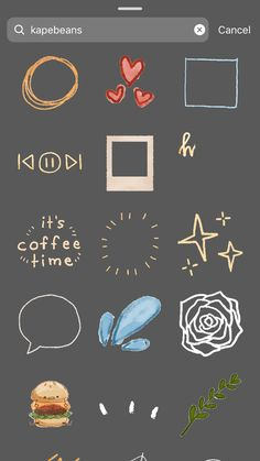Instagram Emoji, Creative Instagram Stories, Instagram And Snapchat, Instagram Blog, Instagram Story Ideas, Instagram Quotes, Instagram Editing Apps, Snapchat Stickers, Aesthetic Gif
