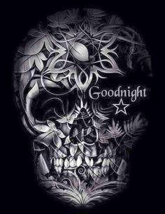Good night Skull