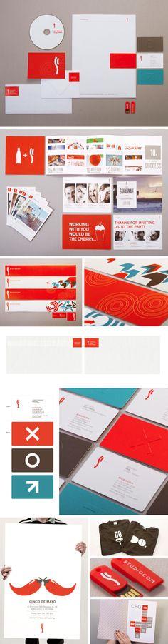 #Branding  Studiocom Rebrand by Maria Alexandra