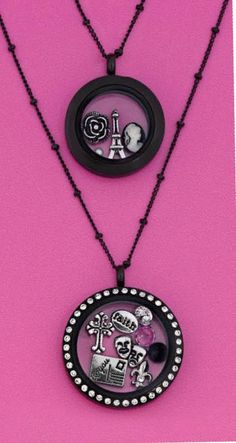 I think the black Origami Owl lockets are pretty sharp!  Personalize your own at my online party through 8/18! https://www.facebook.com/jackie.kotary#!/events/1407153449498297/