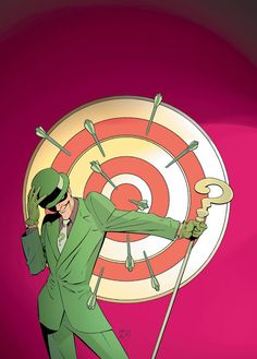 The Riddler by Marcos Martin