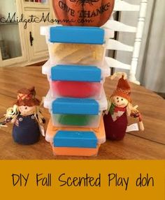 DIY Fall Scented Pla