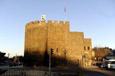 Dağ Kapısı ( Harput Kapısı, Bab-ı Cebel ) Diyarbakır,