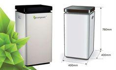Composteiras automáticas trazem agilidade e eficiência no reaproveitamento de resíduos domésticos