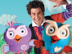 Jimmy Giggle and Hoot Ribbon Hootabelle