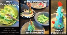 A hit with my kids--an easy & edible #Christmascraft. One of hundreds of #kidscraft activities from 1,001 Boredom Busting Play Ideas by Jean Oram. Only #99cents until Dec 21. Also in paperback for great #giftideas.