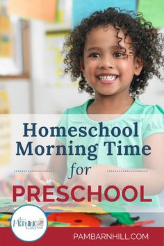 Wondering if Morning Time or Morning Basket can work in your homeschool with lots of little ones? It sure can! Celeste Cruz talks about how she did Morning Time with four kids five and under and make it a joyous part of their homeschool day. Preschool is the perfect time for Morning Time. Find out how. Preschool Activities At Home, Homeschool Preschool Curriculum, Preschool Programs, Toddler Preschool, Books For Moms, How To Start Homeschooling, Circle Time, Toddlers, Baskets