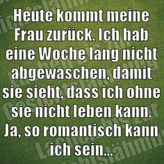 ... so romantisch ..:) #romantisch #nicht #abgewaschen #lustig