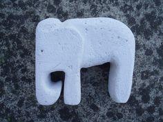 Hebel sculpture elephant